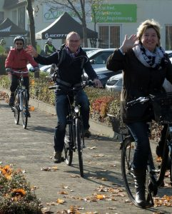 Fahrradtour in Markkleeberg / Leipzig 2