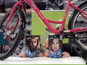 Kinderräder mit Überraschung