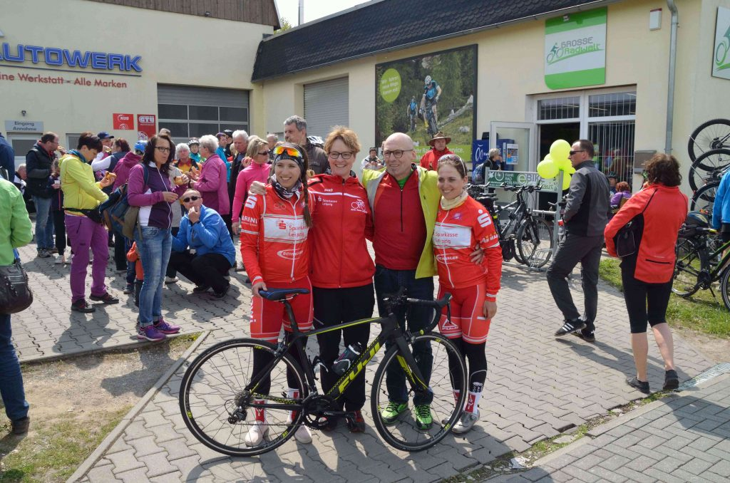 Girlsteam Sachsen